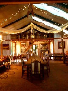 The mulberry vale dining room